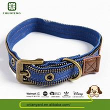 Lovely Design Natural Color Animal Product Dog Collar Metal Buckle For Pets