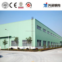 steel company prefabricated steel structure workshop with drawing