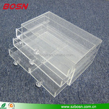 Transparent Acrylic Storage Box & Cases, Acrylic Box, Acrylic Jewelry Box