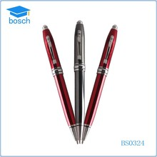 2015 High quality metal spring pen for promotion product