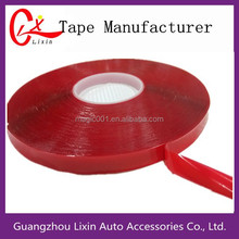 Equal to 3M products acrylic transparent foam tape for Professional production