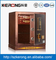 KERONG supplier Unique biometric fireproof jewellery safe box