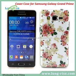 Wholesale Peony Pattern Soft TPU Cover Case for Samsung Galaxy Grand Prime G530 G5308W G5309W