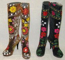 Suzani Boots