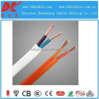 Flat building wire cable by AS/NZS