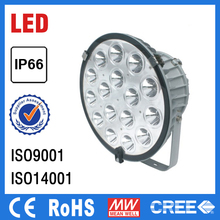 CE ROHS aprroved waterproof dustproof IP66 high power outdoor spot light for high stress enviroment