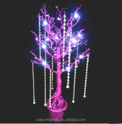 2015 top selling led tree wedding decorations