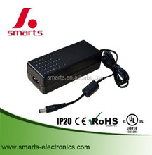 12V 2.5A AC/DC laptop adapter Desktop Power Supply with UL CE ROHS listed