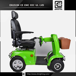 disabled scooter gray BRI-S03 adult electric 3 wheel scootersac-01
