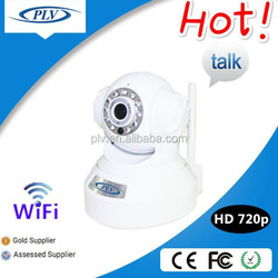 15M night vision 720P robot network wireless camera,baby surveillance equipment