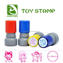 Education toy for kids stamp