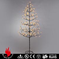 Garden Lights artificial christmas cherry tree branches