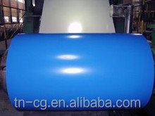 color coated steel roof sheet bulk shipment