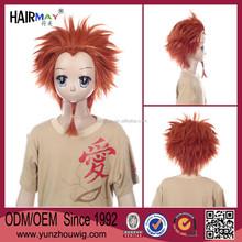 Guangzhou wholesale final fantasy cosplay wig for men