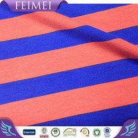 Hot selling polyester cationic interlock knitted fabric with high quality
