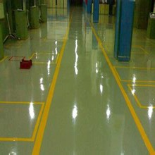 epoxy self-leveling water resistant anti-static industrial epoxy floor paint for the car parking