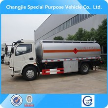 5000 liters fuel tanker truck