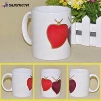 Sublimation Coated Ceramic Magic Mug, Yiwu Factory Directly Supply( SKB-05Z)