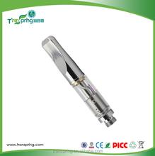metal cbd oil cartridge glass tank vapor pen 510 cartridge