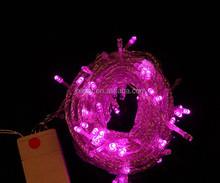 christmas light set / replacement christmas lights / pink led christmas lights