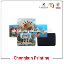 promotional custom rubber soft pvc 3d tourist italy souvenir refrigerator fridge magnet/souvenir fridge