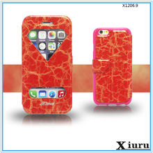 alibaba china supplier mobile phone accessory custom flip for mobile phone case for iphone 5