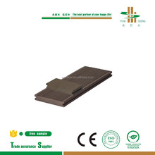 Europe standard outdoor solid wpc composite decking