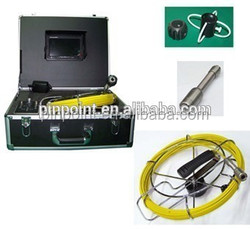 Pinpoint 7 inch monitor sewer pipe inspection camera PD-710DM drain pipe inspection camera and pipe weld inspection camera