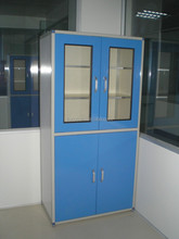 High Quality laboratory ironing board storage cabinet with doors