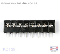Low Voltage Electrical Connector Strips KDT39 300V 20A 8.25mm Pitch