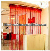Decorative door line curtain
