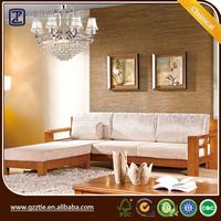 LT-815 Latest sofa design sala sets furniture solid wood furniture