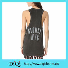 New York City Fashion Women Tank Top Raceback Wear Summer 2014
