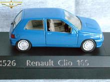 Renault Clio 16s 1-43 diecast model car