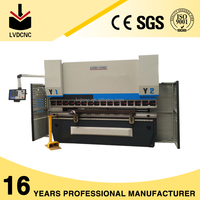 CE certificate mild steel sheet metal cnc Iron Bending Machines