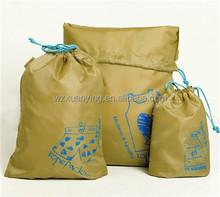 Wholesale Non Woven/cotton/polyester Dust drawstring Bag