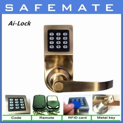 China Online Shopping Remote Control Electronic Locks for Lockers