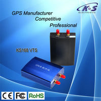 GPS+GSM+SMS/GPRS Anti-theft Alert System Quad-band Frequency SOS Vehicle Car GPS Tracker