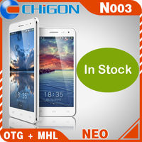 In Stock 5.0 Inches 1080p phone Neo N003 Premium MTK6589T 1.5GHz Android 4.2 OS Quad Core Android phone FHD 1920*1080p 13.0MP