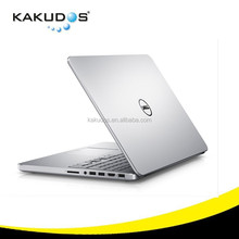 refurbished laptop skin sticker full cover for DELL ,Free sample