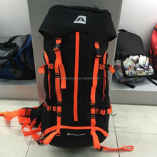 2015 Hiking And Mountaineering Backpack With Rian Cover