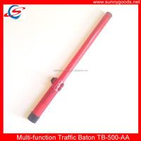 length 54cm multifunction traffic baton police torch light