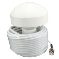 2015 Brand New GPS Active Marine Navigation Antenna 10 Meters With BNC Male Plug Connector