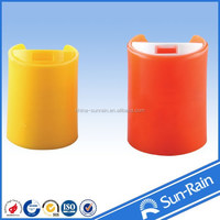 colorful and Top quality China snap on plastic cap for bottle