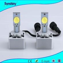 LED headlight D1s for skoda octavia led headlight