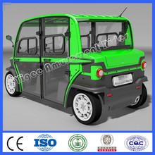 New and cheap 4 seats mini electric car made in China for sale