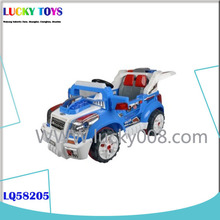 2015 new fashion battery cars for kids ride on car with open door baby toys 2 colors kiddie battery car Christmas gift