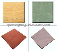 Honed,Mushroom Sandstone/ Yellow,Red,Green,Purple Sandstone