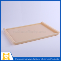 Top quality bar serving tray,food tray,fruit plate