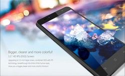 Cheap Big Screen Android Phone 5.5 inch 1280*720P Quad Core 2GB Ram Siswoo C55 4G LTE china smartphone